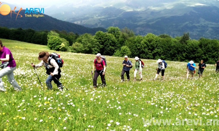 5 Days Hiking Tour