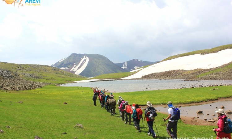 5 Days Trekking In Armenia